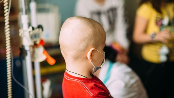 Sin cesar, el apoyo a niños con cáncer
