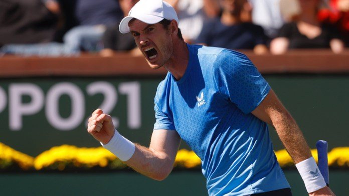 Encara Andy Murray a Alexander Zverev en Indian Wells 2021