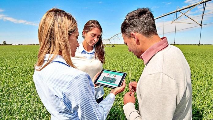 Emplea agro Apps para ahorrar agua