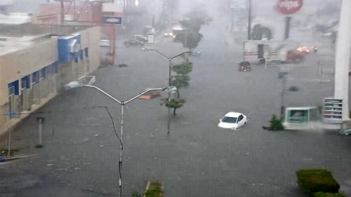 Alertan por lluvias en sureste