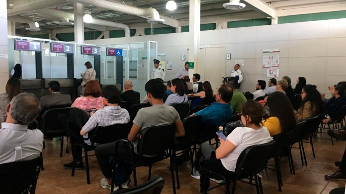 Busca SRE acelerar citas de pasaportes