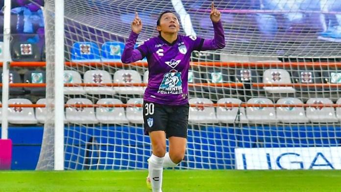 Llega Viridiana Salazar a cinco goles en AP2021