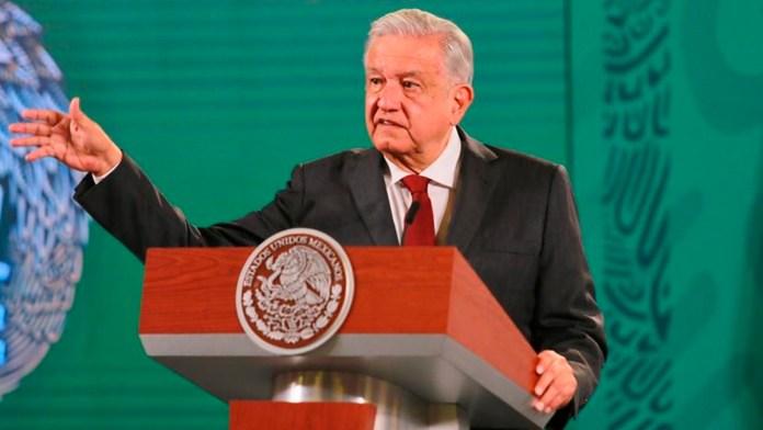 López Obrador denuncia que en Quintana Roo hubo crecimiento anárquico