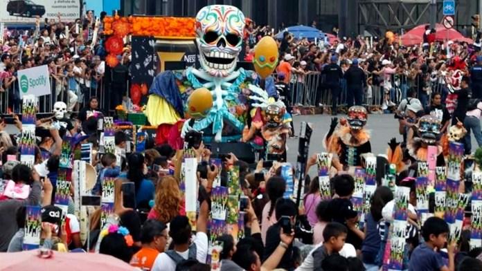 Tendrá CDMX desfile de Día de Muertos como antes
