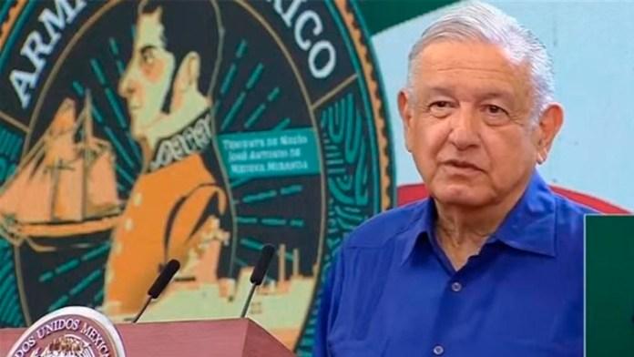 Portazo, 'gajes del oficio, no pasa nada'.- López Obrador