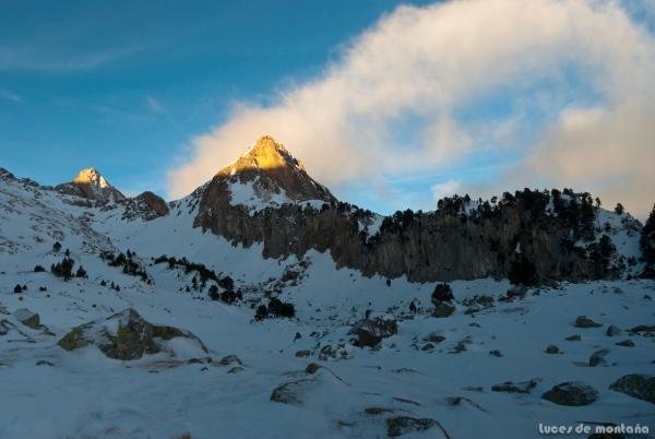 Picos del Alba y Paderna