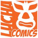 Lucha Comics Logo - 128 x 128px