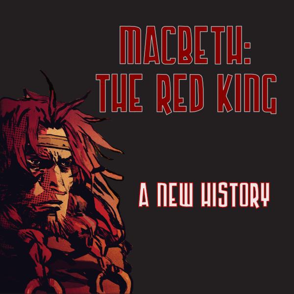 Lucha Comics - Macbeth: The Red King Thumbnail 600px