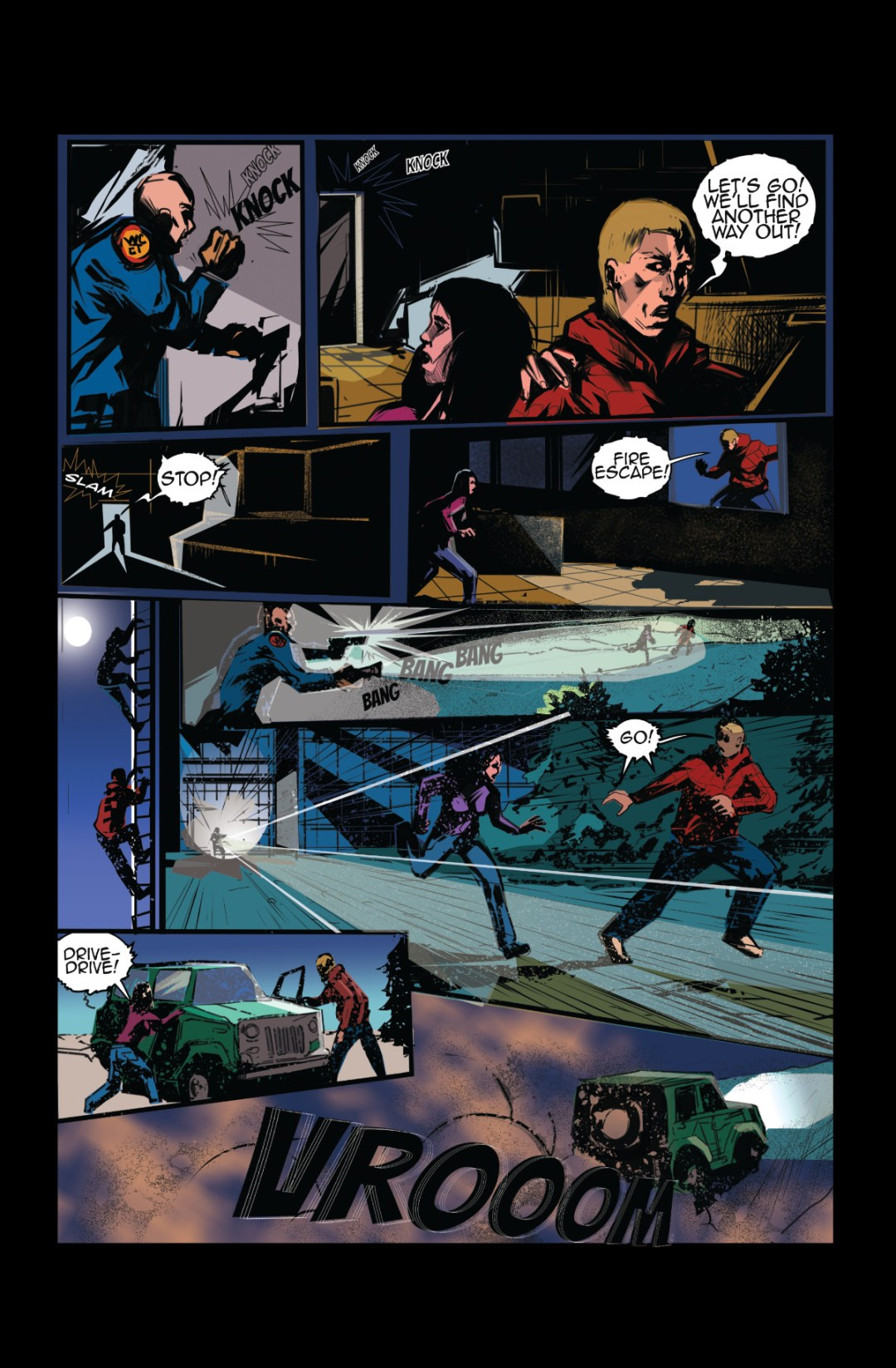 Thrill Rider Page 20 Preview