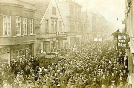 La revolución alemana 1918-1923, experiencias para los revolucionarios venezolanos.