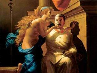7-komar-melamid-The-Origin-of-Socialist-Realism