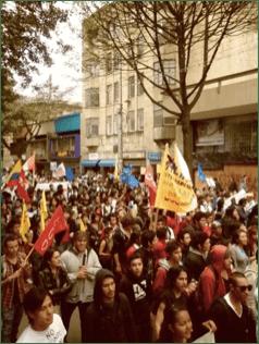 Colombia: Nuestro divino tesoro