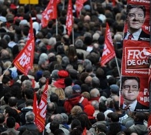 Francia: Éxito del Frente de Izquierda – Y ahora, ¡echemos a Sarkozy!