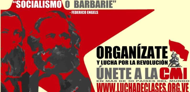 Únete a la Corriente Marxista Internacional