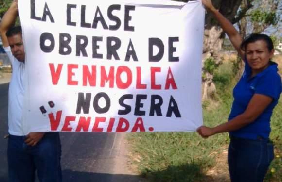 [Entrevista] Trabajadores de VENMOLCA denuncian cierre ilegal
