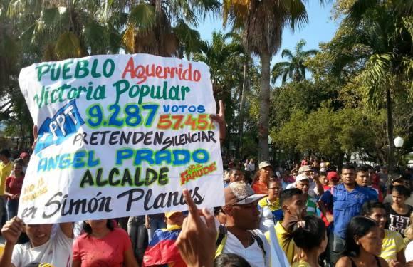 ¡Defender la Comuna El Maizal, luchar por el socialismo! Declaración de Lucha de Clases