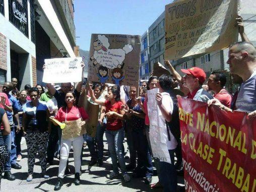 Jornada de Lucha de las Trabajadoras de Ovejita [+ FOTOS]