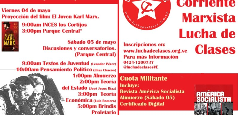 Escuela Marxista Venezuela 2018