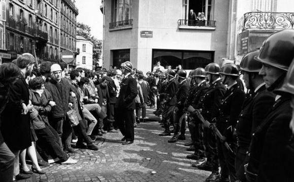La revolución francesa de mayo de 1968