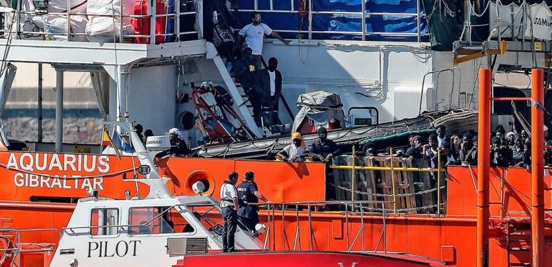 La crisis migratoria y la Europa-Fortaleza