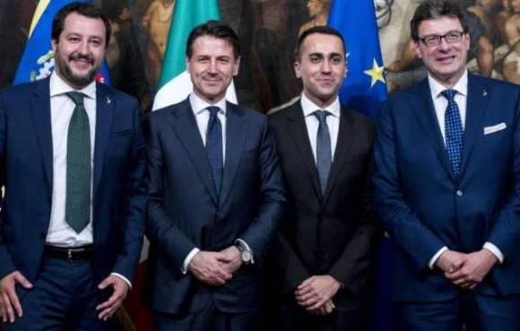 Italia: el Movimiento Cinco Estrellas y la Liga forman gobierno – La máscara comienza a caer