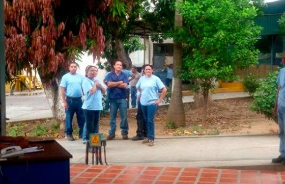 A 4 años del cierre de la empresa de hilos Wonder sus trabajadores siguen en lucha exigiendo su ocupación.