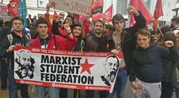 La ola roja barre las universidades británicas