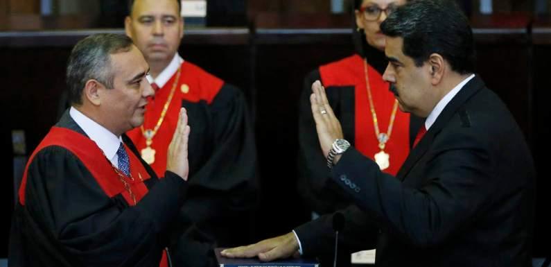 Maduro se juramenta a pesar de los chillidos de la derecha y la injerencia imperialista