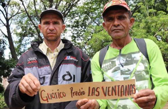 ¡Basta de atropellos! ¡Libertad para Eulalio Esqueda y José Pérez!