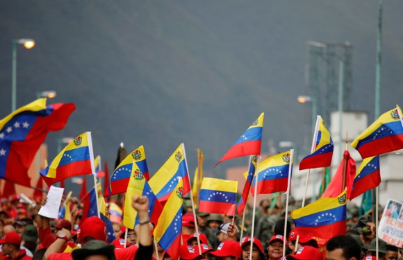 EL FPAA ANTE LA PROFUNDIZACIÓN DEL BLOQUEO DE EEUU CONTRA EL PUEBLO VENEZOLANO
