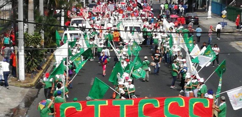 Solidaridad desde Venezuela con el STISSS ¡abajo el golpe patronal!