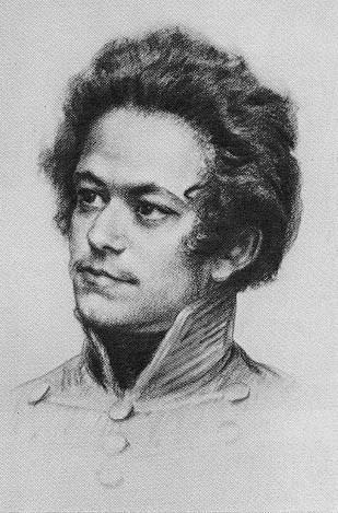 Karl Marx a los 18 años