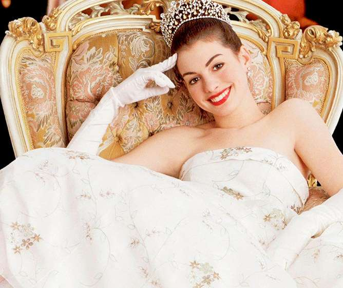 Красивая королева