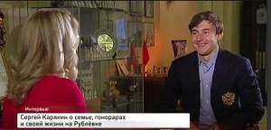Sergei Kariakin interview