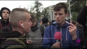 Navalny march participant 2