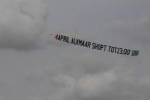 Luchtreclame Groningen