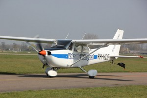 Luchtreclame Cessna
