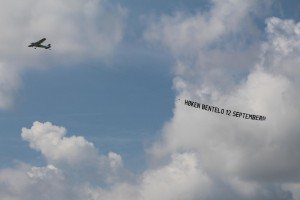 Luchtreclame - Lucht-reclame.nl