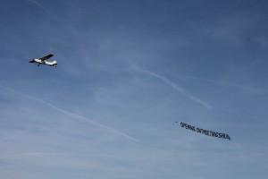 Luchtreclame aerialmedia