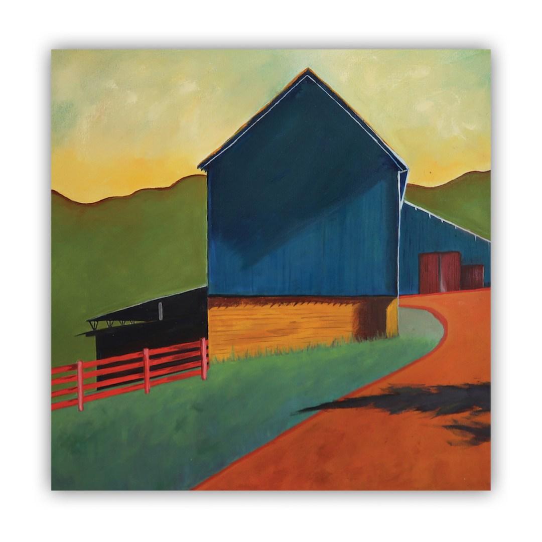 Blue Barn Lucia Antonelli