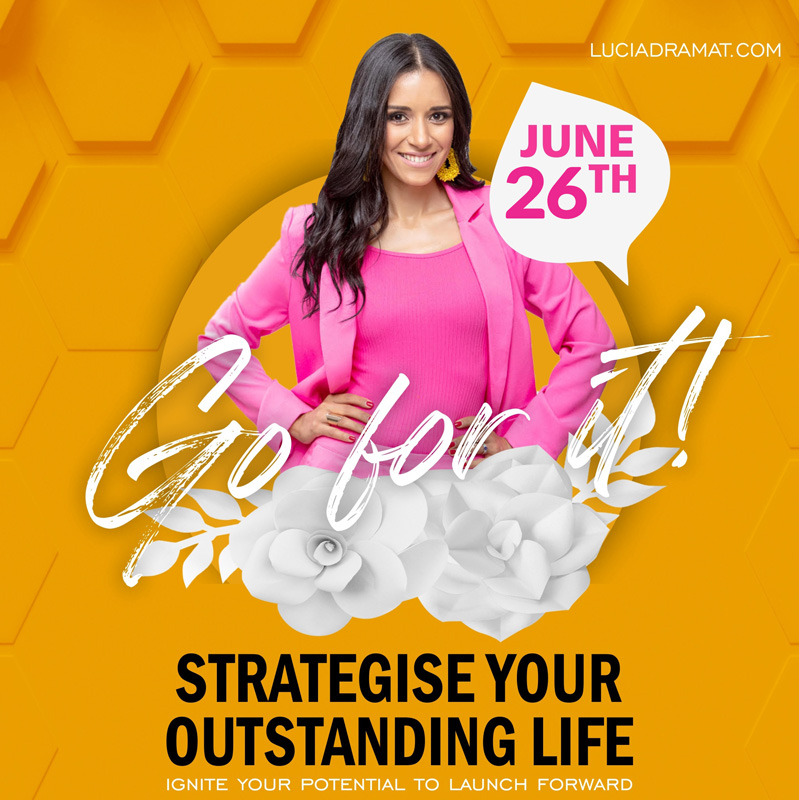 f001 Strategise Your Outstanding Life