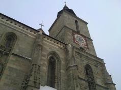 Church Dark Brasov Romania