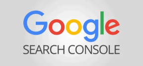 SEO dashboard Google Search Console