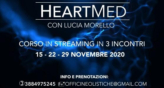 HEART MED: CORSO DI MEDITAZIONE IN STREAMING