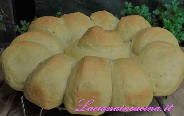 Dal profumo (e dall'arrivo di qualcuno pronto all'assaggio) capirete che il vostro pane è pronto.