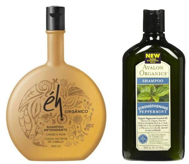 como ter cabelos lindos - no-poo - shampoo sem sodium laureth sulfate e condicionador sem silicone
