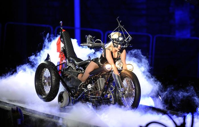 Lady Gaga - show Brasil em São Paulo - Born This Way ball tour