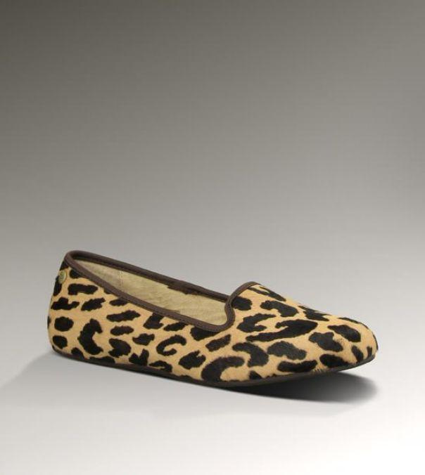 alloway exotic - slipper UGG para o frio