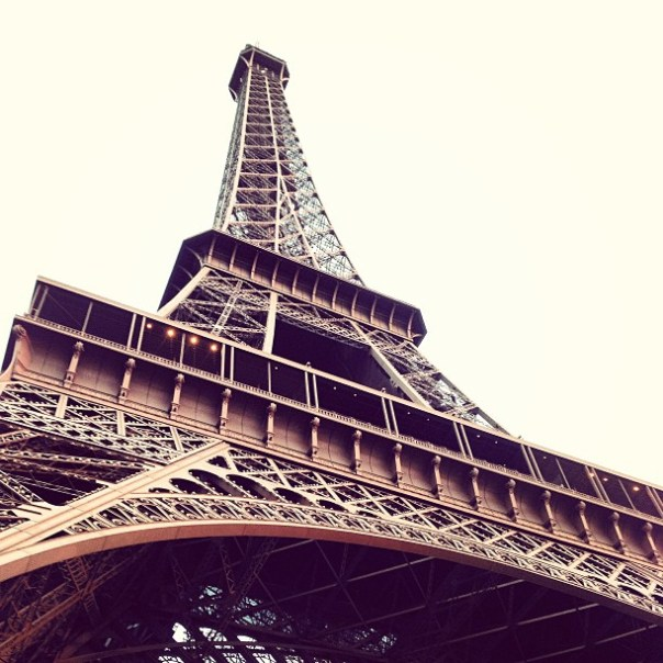 Paris - Fotos de Paris - torre eiffel - Instagram