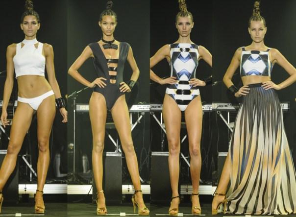 desfile Lenny - Elle Summer Preview 2013 - blog de moda